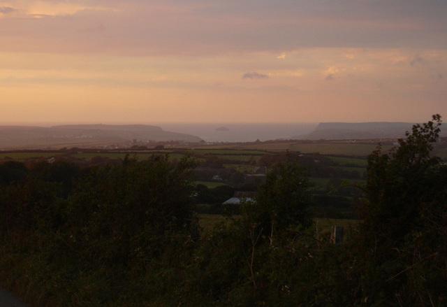 Trevose sunset