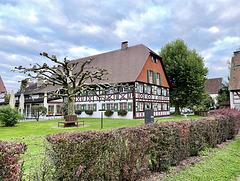 Fachwerkhaus am Bodensee