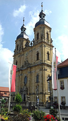 Germany - Gößweinstein, Basilica of the Holy Trinity