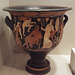 Red-Figure Bell Krater by the Thrysus Painter in the Virginia Museum of Fine Arts, June 2018
