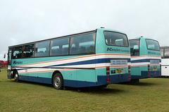Kenzie's C25 CAV and D30 BEW at Showbus - 29 Sep 2019 (P1040472)