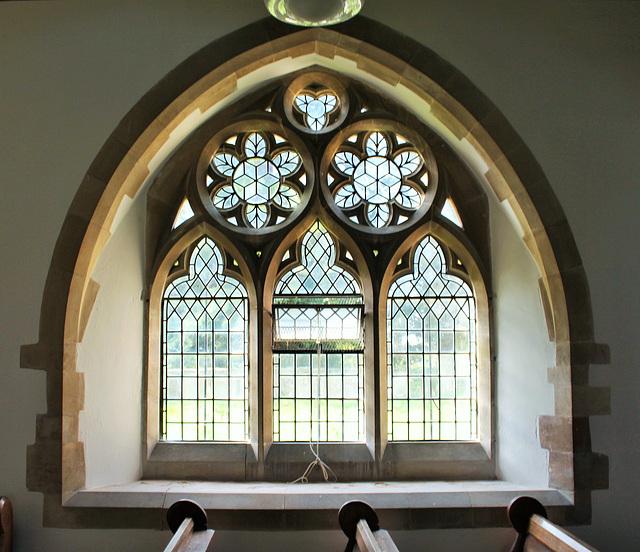 Saint Martin's Church, Lyndon, Rutland