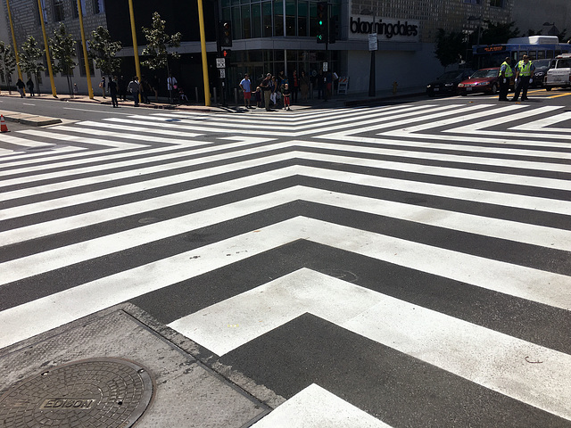 Full Intersection Cross Walk (0841)