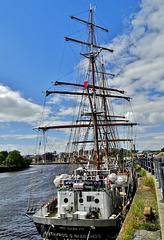 Tall Ship. Stavros S Niarchos