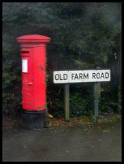 GU1 131 post box