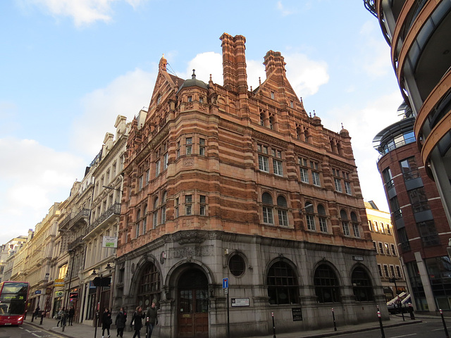 45-47 ludgate hill, london