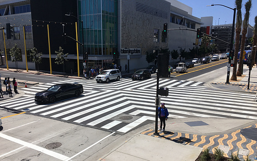 Full Intersection Cross Walk (0843)