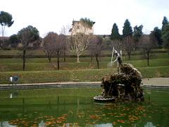Neptune's Fountain.