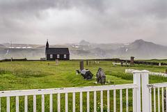 Black church of Búðir