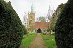 widford church , herts
