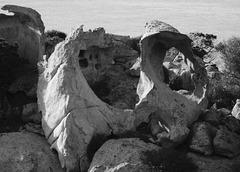 Karst Formation in Corsica