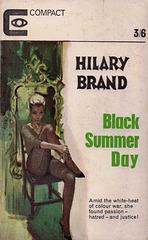 Hilary Brand - Black Summer Day
