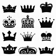 Crowned poets