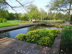 im Stadtpark Hannover