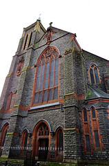 st davids r.c. cathedral, cardiff