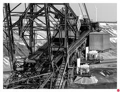Absetzer im Tagebau Garzweiler (1xPiP)