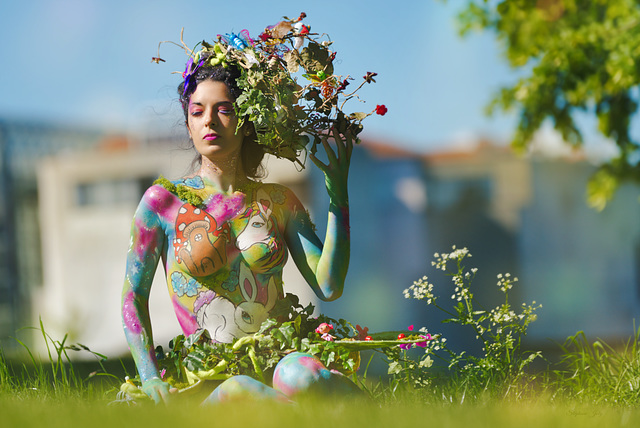 Epinal BodyPainting