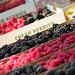 Berries at Farmers' Market, Ogden, Utah, 2014