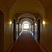 da war ich doch effektiv zwei Nächte im Kloster ... (© Buelipix)