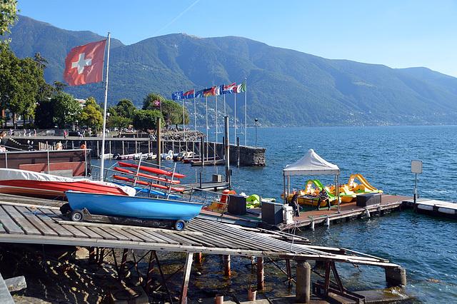 Südliches Flair in Ascona