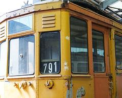 Museums-Straßenbahn
