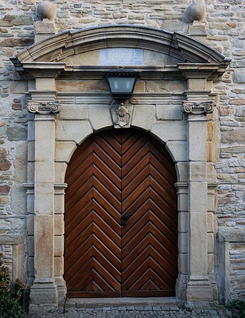 Portal der Marktkirche