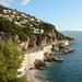 Albania, Vlorë, The Road along the Coast of the Bay
