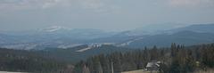 La Montaro Rodnei, Orientaj Karpatoj