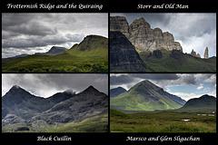 Isle of Skye Skylines