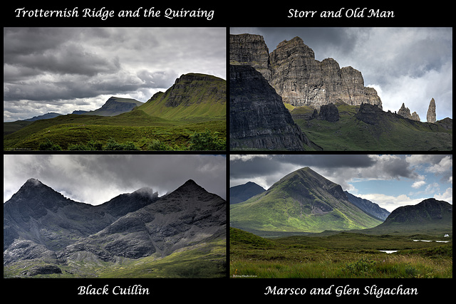 Isle of Skye Skylines
