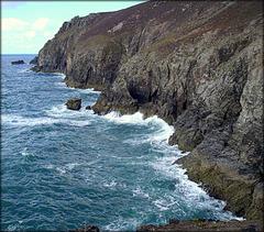 St Agnes Head granite