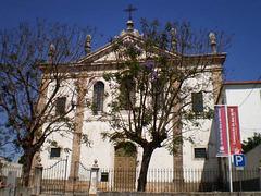 Saint Sebastian Church.