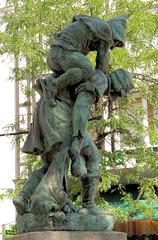 Das Denkmal des Huckup....... (PiP)