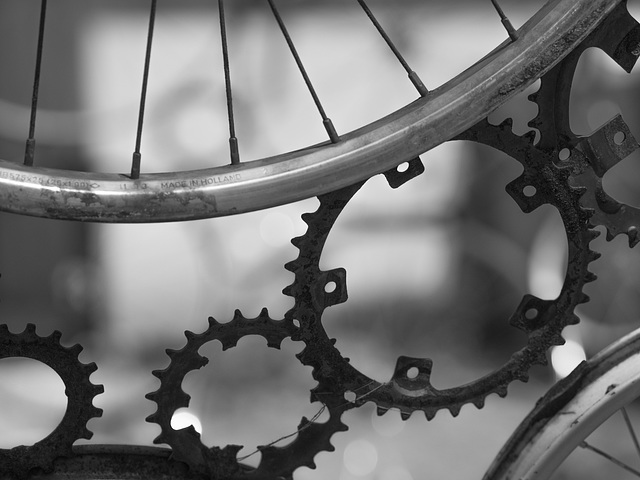 Gears and Wheels