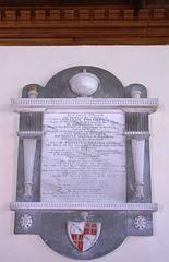 Philpott Memorial Chancel, St Mary's Church, Walpole, Suffolk