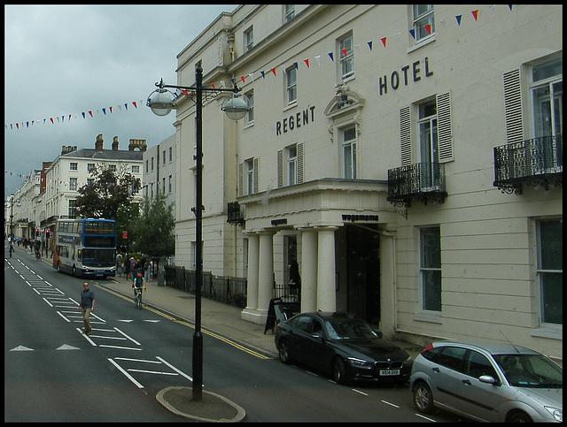 Regent Hotel at Leamington Spa
