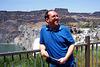 US - Twin Falls, ID. - me, at Shoshone Falls Park