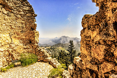 Burg Hilarion - Zypern