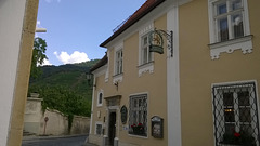 Weinkellerei in Dürnstein