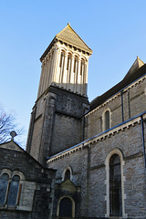 st mary's church, bute town, cardiff