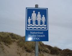 Nakenbad Nudist beach FFK