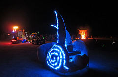 Art Cars at the BEquinox Burn (3139)