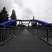 an einem grauen Tag ... Brücke über die Amata (© Buelipix)