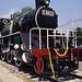 Kanchanaburi- Japanese Death Railway Locomotive