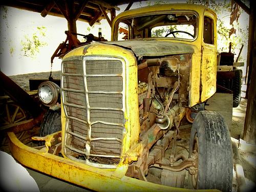 Old Mack, 1936-7