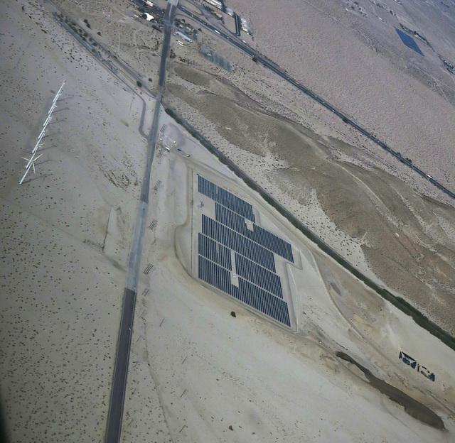 Granite Construction Solar Field (2394)