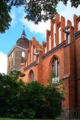 Altentreptow, Kirche