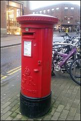 GR pillar box
