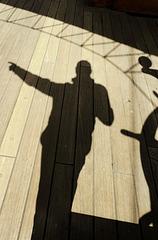 Oberdecks-Schatten...