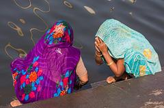 Gebet am Wasser